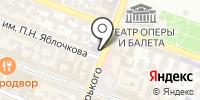 Областная библиотека для детей и юношества им. А.С. Пушкина на карте