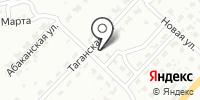 Фердинанд на карте