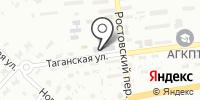 Средняя общеобразовательная школа №53 им. Н.М. Скоморохова на карте