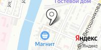 Многопрофильная фирма на карте