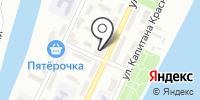 Наталья на карте