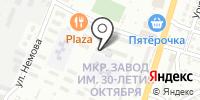 Городская библиотека №7 на карте