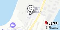 Межшкольный учебный комбинат Трусовского района на карте