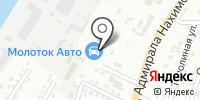 KIA Нахимовский на карте