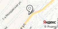Серна на карте
