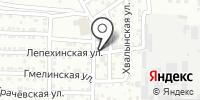 Мебельный цех на карте