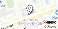 Kontrast Promenade на карте