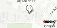 Жилищник №1 на карте