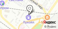 Магазин хозяйственных и строительных товаров на карте