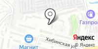 Детская Студия на карте