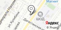 Пункт обслуживания клиентов №18 на карте