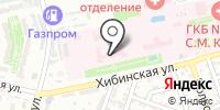 Магазин ортопедических изделий на карте