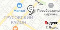 Олимпия на карте
