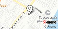 Момент на карте