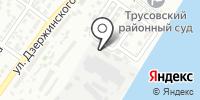 Альфа-Порт на карте