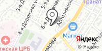 ФорПостЮга на карте