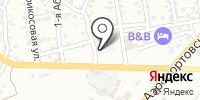 Интерио на карте