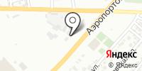 Орбита-Астрахань на карте