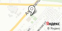 АТА на карте