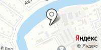 Севкаспрыбвод на карте