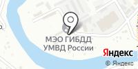 МЭО ГИБДД Управления МВД по Астраханской области на карте