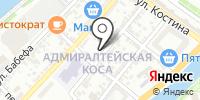 МБС-Шиппинг на карте