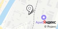 Кислород на карте