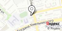 Вафа на карте