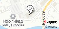 ПЭК на карте