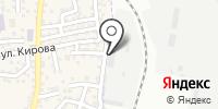 Саксэс на карте