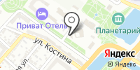 Куросио на карте