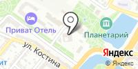 АКБ Росбанк на карте