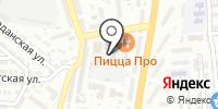RuDi на карте