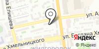 Виалон на карте