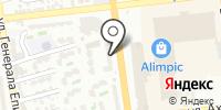 Гидротехника на карте