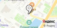 Банк УралСиб на карте