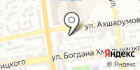 Кард Экспресс на карте