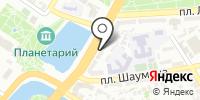 Макс`И на карте