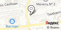 Пожарная часть №1 на карте