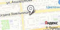 Оптовая компания на карте