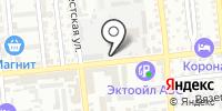 АсМоторс на карте