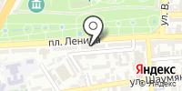 Детский сад на карте