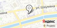 Рубикон на карте