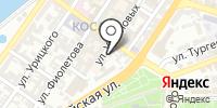 Музей истории города на карте