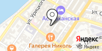 Миндаль на карте
