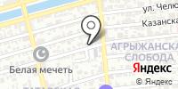 Отдел среднего профессионального образования на карте