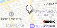 Астраханский исламский колледж на карте
