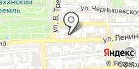 ДЮСШ №1 на карте