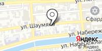 Понизовье на карте