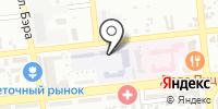Общеобразовательная школа-интернат №3 на карте